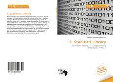 Bookcover of C Standard Library
