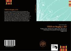 Copertina di 1959 en Rugby à XV