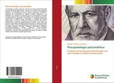 Обложка Psicopatologia psicanalítica