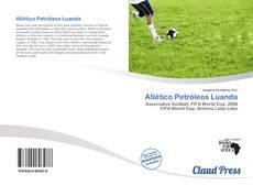 Capa do livro de Atlético Petróleos Luanda