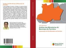 Copertina di Análise das Movelarias do Município de Parintins