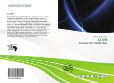 Bookcover of LLVM