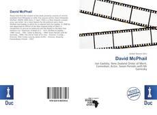 Copertina di David McPhail