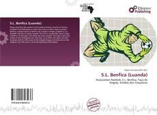 Capa do livro de S.L. Benfica (Luanda)