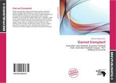 Capa do livro de Garnet Campbell