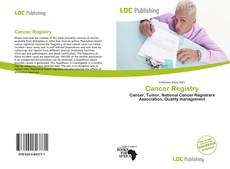 Couverture de Cancer Registry