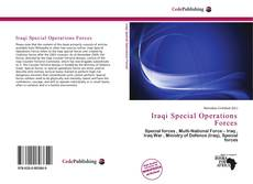 Portada del libro de Iraqi Special Operations Forces