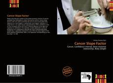 Couverture de Cancer Slope Factor