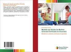 Обложка Modelo de Saúde da Mulher Grávida Centrado na Gravidez