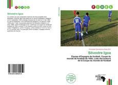 Capa do livro de Silvestre Igoa