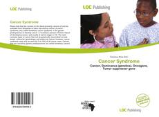 Couverture de Cancer Syndrome