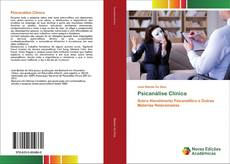 Bookcover of Psicanálise Clínica