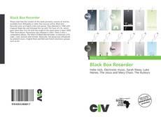 Обложка Black Box Recorder