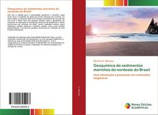 Обложка Geoquímica de sedimentos marinhos do nordeste do Brasil