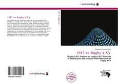 Copertina di 1987 en Rugby à XV
