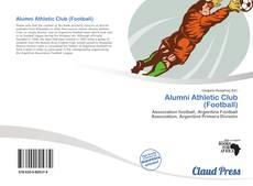 Обложка Alumni Athletic Club (Football)