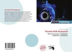 Thumb-shift Keyboard的封面