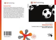 Bookcover of Abdallah Bah