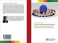 Copertina di O Valor da Cidadania Europeia