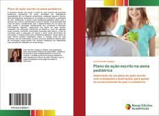 Portada del libro de Plano de ação escrito na asma pediátrica