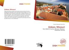 Bookcover of Gideon, Missouri