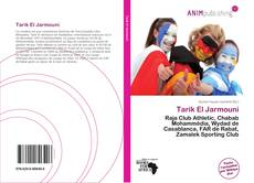 Tarik El Jarmouni的封面