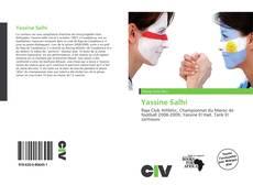 Portada del libro de Yassine Salhi