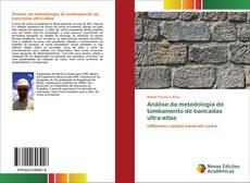 Обложка Análise da metodologia de tombamento de bancadas ultra-altas