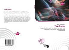 Bookcover of Yaw Preko