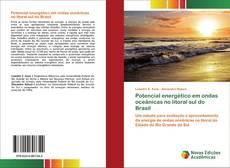 Capa do livro de Potencial energético em ondas oceânicas no litoral sul do Brasil