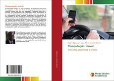 Bookcover of Computação móvel