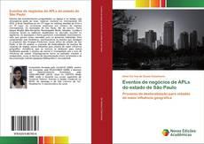 Copertina di Eventos de negócios de APLs do estado de São Paulo