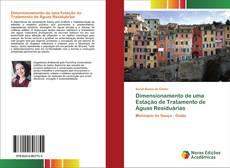 Capa do livro de Dimensionamento de uma Estação de Tratamento de Águas Residuárias