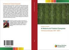 Buchcover von A História do Futebol Campista