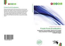 Bookcover of Frank Ford (Footballer)