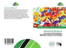 Oleksandr Bandura kitap kapağı