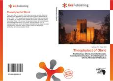 Couverture de Theophylact of Ohrid