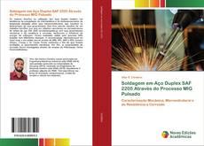Portada del libro de Soldagem em Aço Duplex SAF 2205 Através do Processo MIG Pulsado