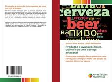 Capa do livro de Produção e avaliação físico-química de uma cerveja artesanal