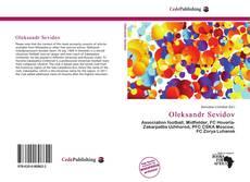 Oleksandr Sevidov kitap kapağı