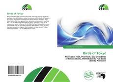 Portada del libro de Birds of Tokyo