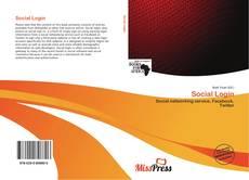 Social Login kitap kapağı