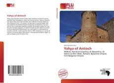 Buchcover von Yahya of Antioch