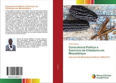 Bookcover of Consciência Política e Exercício da Cidadania em Moçambique