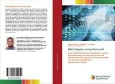 Bookcover of Abordagem computacional