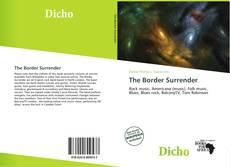 Bookcover of The Border Surrender