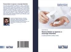 Обложка Ocena leków w oparciu o recenzje klientów