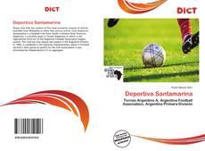 Deportivo Santamarina的封面