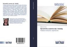 Bookcover of Dynamika uczenia się i wiedzy
