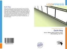 Bookcover of Zachi Noy